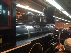 The Countess of Dufferin -- The first steam locomotive in the Northwest, circa 1877.
