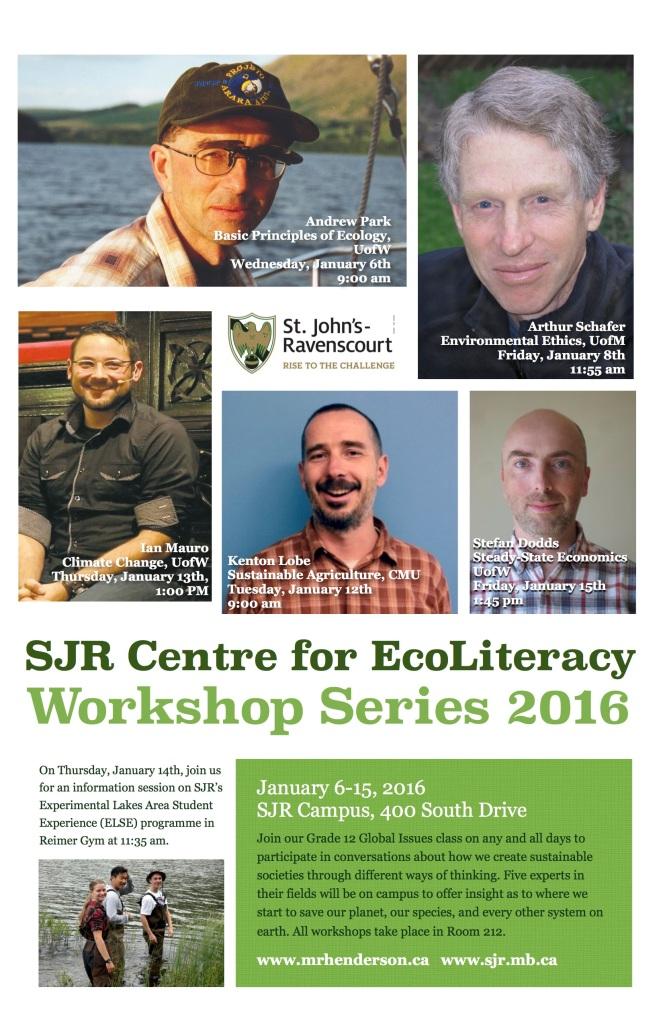 Ecolit Workshops